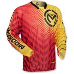 Red/Yellow Sahara Jersey - 29103046
