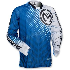 Moose Blue Sahara Youth Jersey - 29121153