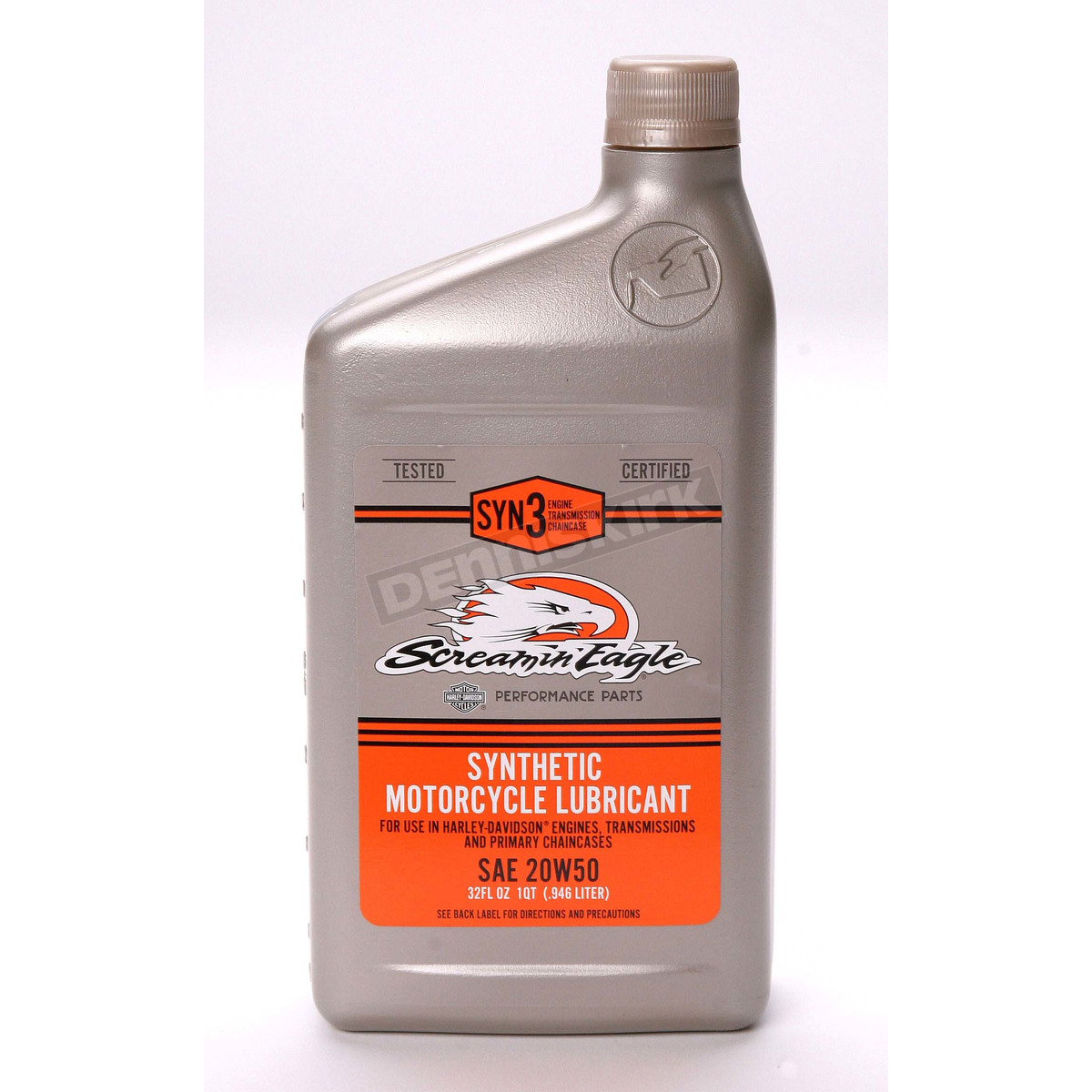 Harley Davidson Inc Screaming Eagle Syn3 Synthetic Oil