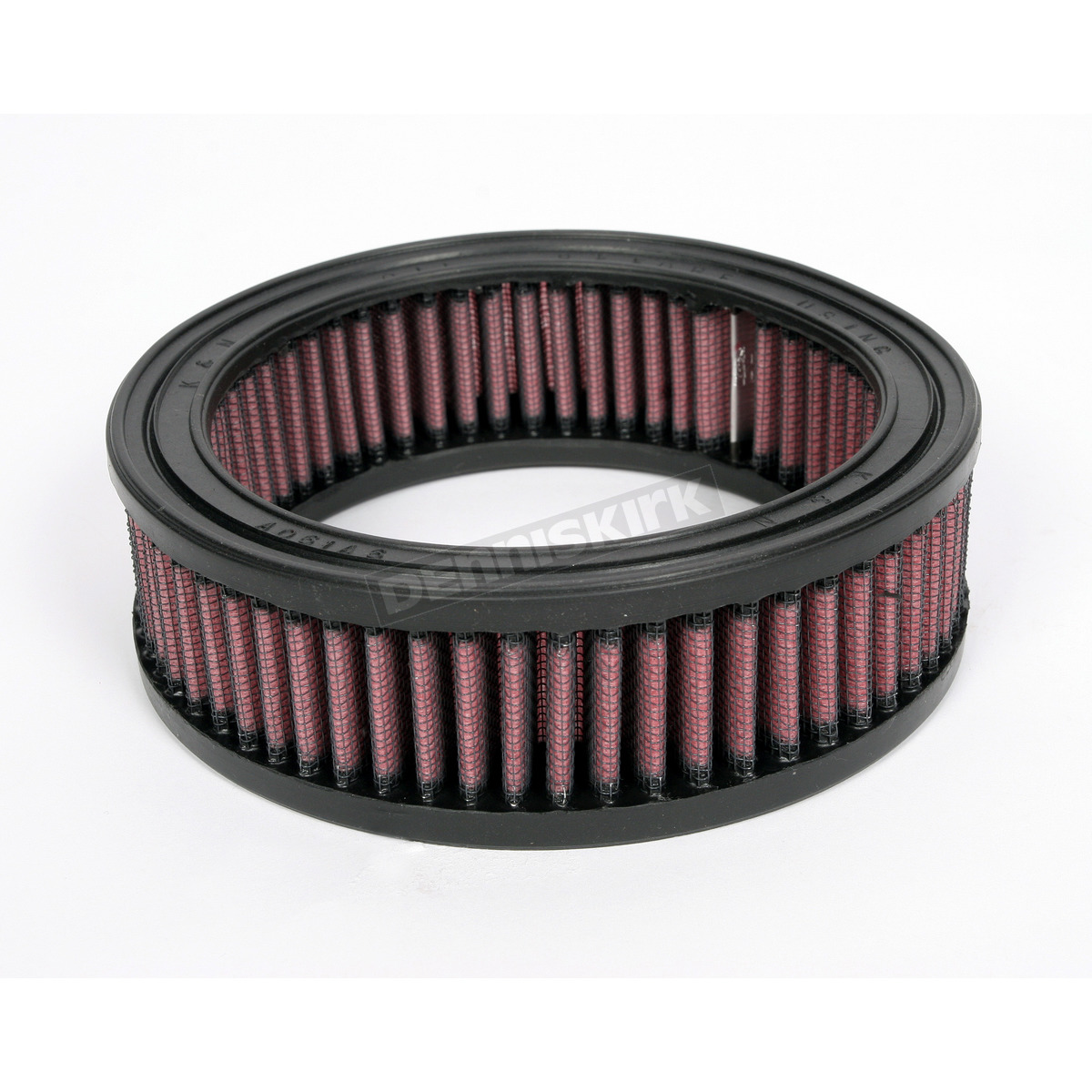 Round Air Cleaners For Tractors : K n high flow air filter for drag in round