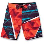 Orange HD2 Apocalypse Boardshorts - 1013-240014028
