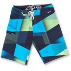 Blue Wedging Boardshorts - 1024240067228