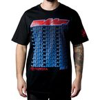 Black JGR Team Ready T-Shirt - F221S18023BKS