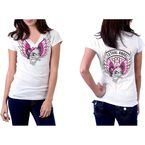 Womens Lethal Angel Emblem T-Shirt - LT20197S