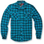 Teal JV Shirt - 1013-310227102X