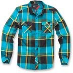 Teal Diamond Shirt - 1013-31025710S