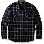 Black Chosen Long Sleeve Shirt  - F43104100BLKM