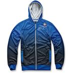 Blue Gateway Zip Hoody - 10335307472IS