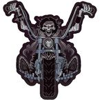 Death Rider Embroidered Patch - LT30050