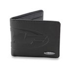 Debossed Wallet - F41197100BLK