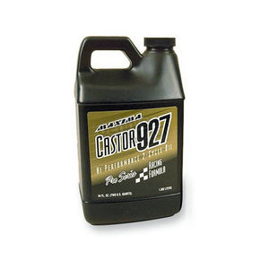Maxima 64 oz. Pro Series Castor 927 Racing 2-Cycle Oil - 23964