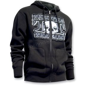 Throttle Threads Deuce Hoody - TT420F51BK2R