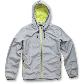 Alpinestars Gray DNA Jacket - 1013-1100111L