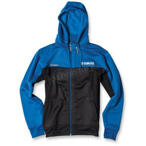 Factory Effex Black/Blue Yamaha Tracker Jacket - 18-85304