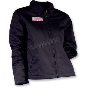 Throttle Threads Womens Magness Shop Jacket - TT320J30BK2R