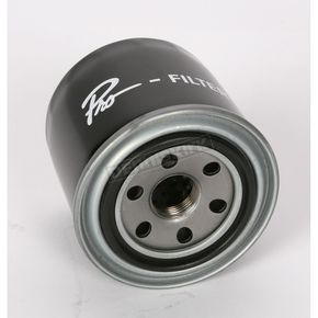 Parts Unlimited Black Oil Filter - 01-0063