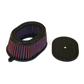 K & N Factory-Style Washable/High Flow Air Filter - KA-6589