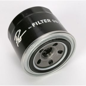 Parts Unlimited Black Oil Filter - 01-0027