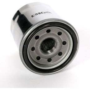Chrome Oil Filter - 10-82220