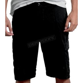 Alpinestars Black Hexagon Shorts - 1010-2300310-28