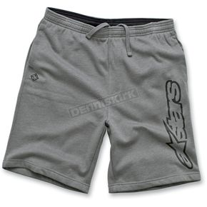 Alpinestars Heather Gray CCO Shorts - 101223017111BM