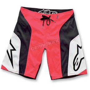 Alpinestars Red Rival 2 Boardshorts - 10122401003032