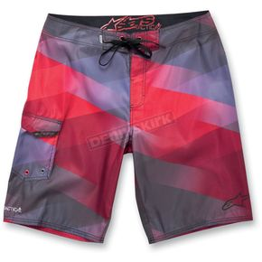 Alpinestars Red Minor Boardshorts - 1013-240123028