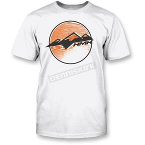 HMK White Sunset T-Shirt - HM2SSTSUNWS