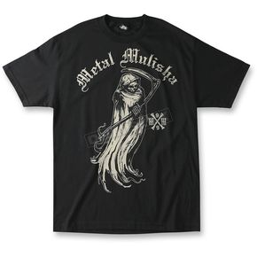 Metal Mulisha Black Last Call T-Shirt - M155S18102BLK2X