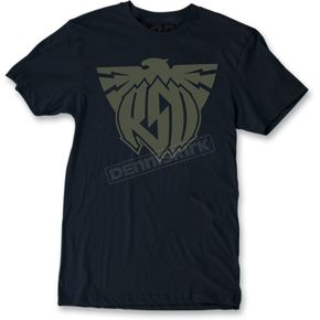 Roland Sands Design Black Eagle T-Shirt - SSM0044B