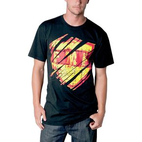 FMF Black Solid T-Shirt - F311S18013BKS