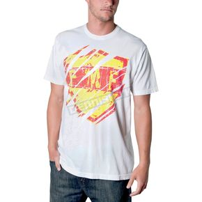 FMF White Solid T-Shirt - F311S18013WTL