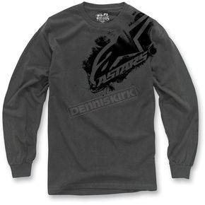 Alpinestars Charcoal Primer Long Sleeve Shirt - 103271064191S