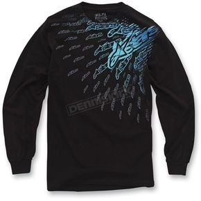 Alpinestars Black Desert Sled Long Sleeve Shirt - 10327106510XL
