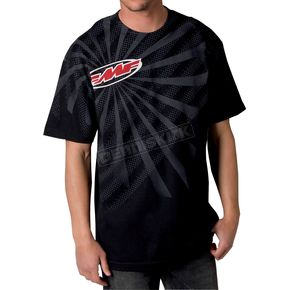 FMF Black The Flow T-Shirt - F221S18012BKL