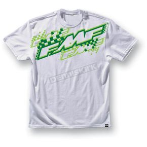 FMF White Taylor T-shirt - F221S18011WTS