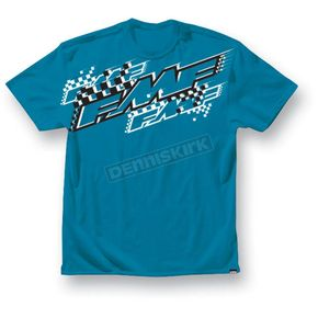 FMF Turquoise Taylor T-shirt - F221S18011TRL