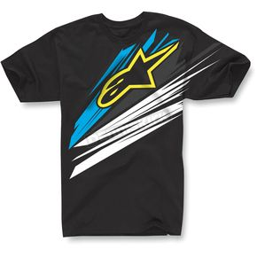 Alpinestars Black Arrow T-Shirt - 1013-7205110S