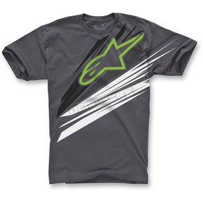 Alpinestars Graphite Arrow T-Shirt - 1013-7205114L