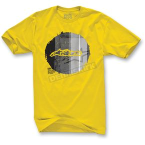 Alpinestars Gold Copy Dot T-Shirt - 1013-7205259L