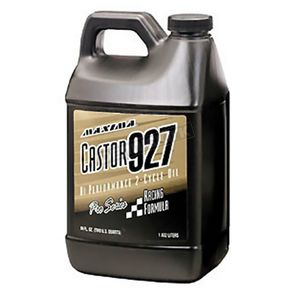 Maxima 5 Gallon Pro Series Castor 927 Racing 2-Cycle Oil - 23505
