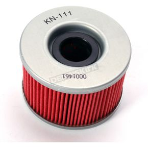 K & N Performance Gold Oil Filter - KN-111