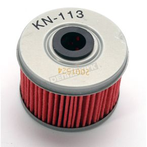K & N Performance Gold Oil Filter - KN-113