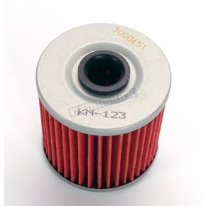 K & N Performance Gold Oil Filter - KN-123