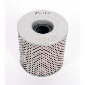 K & N Performance Gold Oil Filter - KN-126
