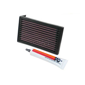 K & N Factory-Style Washable/High Flow Air Filter - YA-6090
