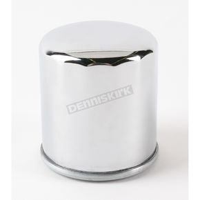 HiFloFiltro Oil Filter-Chrome - HF303C