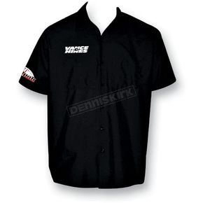 Throttle Threads Vance & Hines Shop Shirt - VNH18S24BK2R