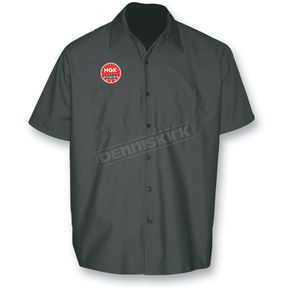 Throttle Threads NGK Shop Shirt - NGK1S24CH2R