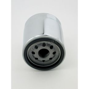 HiFloFiltro Chrome Oil Filter - HF174C